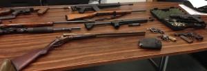 10-21-14 104 Pct Gun Arrest