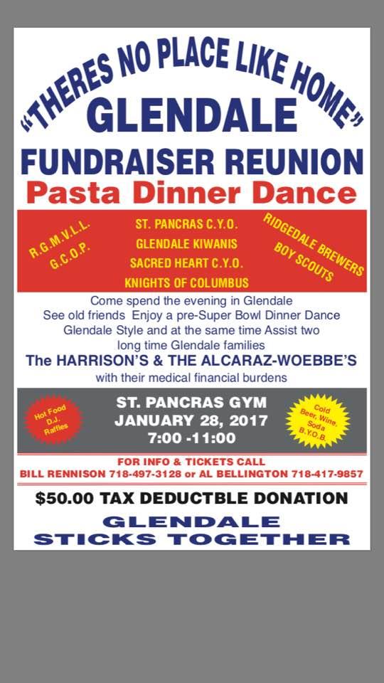 glendale fundraiser