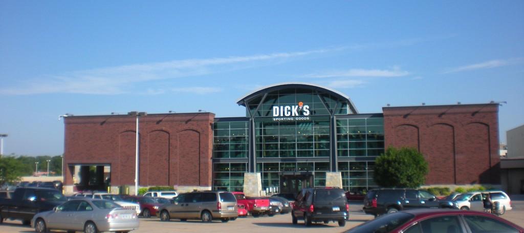 (Photo of DICK'S store in Nebraska, by JonClee86)