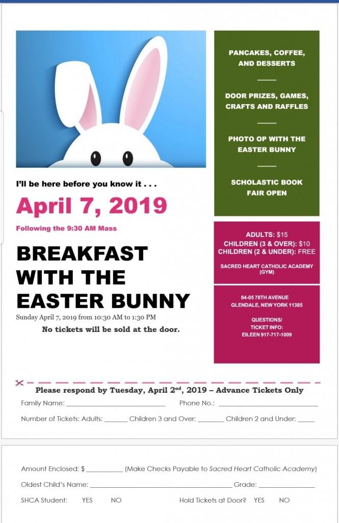 bunny breakfast glendale