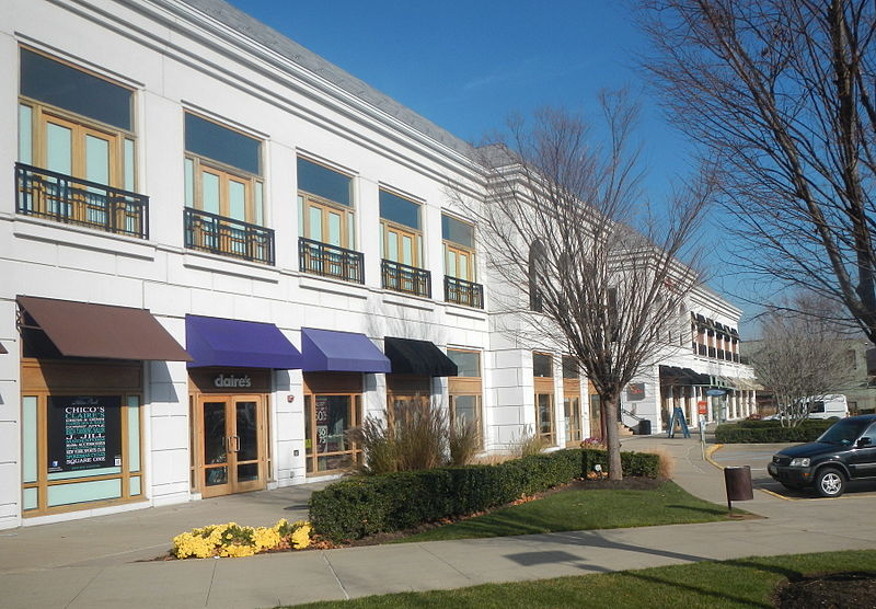 The Shops at Atlas Park. Image courtesy of Wikimedia Commons.